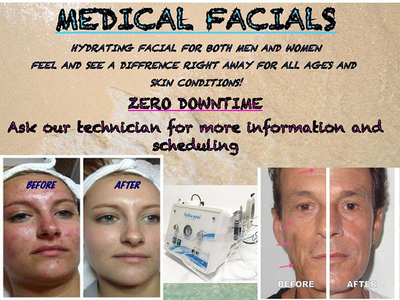 Medical Facials